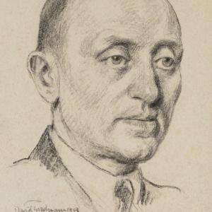Portret Abrahama Czabańskiego