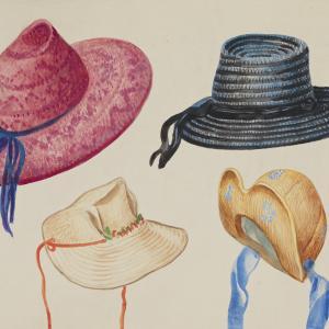 Modele kapeluszy