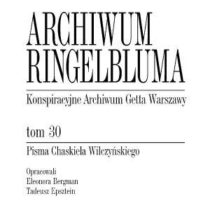 Pisma Chaskiela Wilczyńskiego