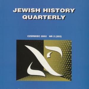Kwartalnik Historii Żydów