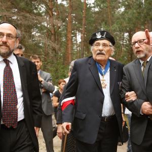 Obchody 71. rocznicy buntu więźniów w obozie zagłady Treblinka II