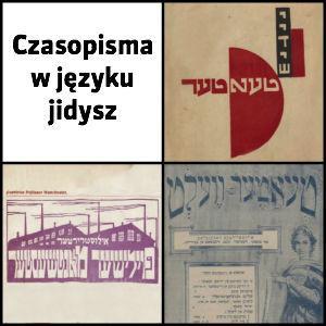 Czasopisma w języku jidysz