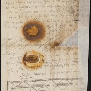 Notatki do opracowania o losach Żydów