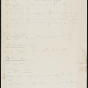 Notatki dotyczące chronologii niemieckich zarządzeń wymierzonych przeciw Żydom w GG (listopad 1939-marzec 1940)