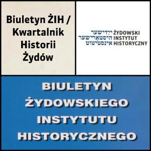 Biuletyny Żydowskiego Instytutu Historycznego