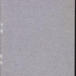 Notatki i zestawienia dotyczące statystyki getta warszawskiego za lata 1940-1941