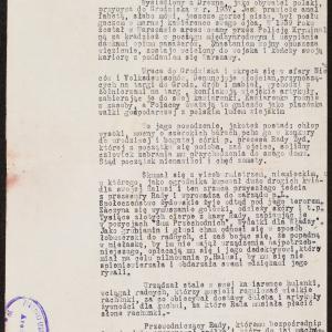 Sylwetka Lewkowicza Samuela, wiceprezesa Rady Żydowskiej w Grodzisku