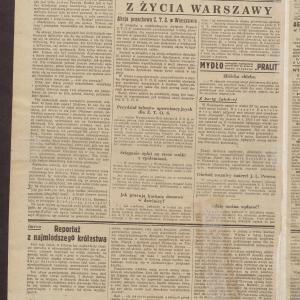 Akcja pesachowa T. S. Ż w Warszawie