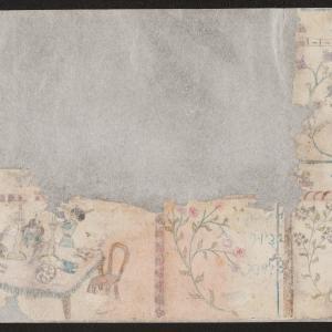Rozkład lekcji w postaci ozdobnego rysunku