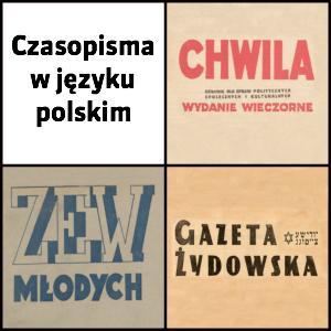 Czasopisma w języku polskim