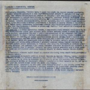 Komunikaty z nasłuchu radiowego 1941/1942