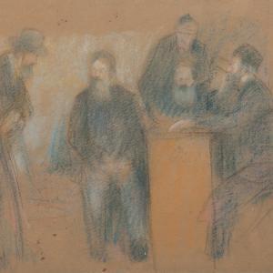Sąd u rabina