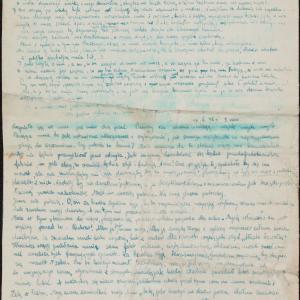 [Margalit (Emilia) Landau], Dziennik i notatki (14/15.02-09.05.1942 r.)