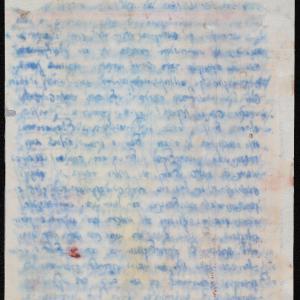 Relacja Cwi Klejnmana o losie ludności żydowskiej na północnym Mazowszu