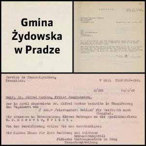 Gmina Żydowska w Pradze