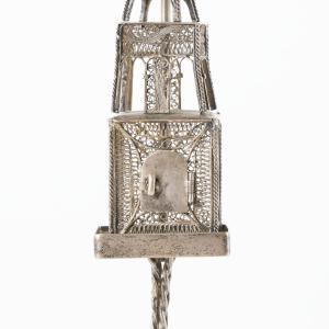 Balsaminka wieżyczkowa (hebr. besamim)