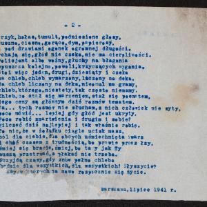 Władysław Szlengel, Zbiór utworów satyrycznych