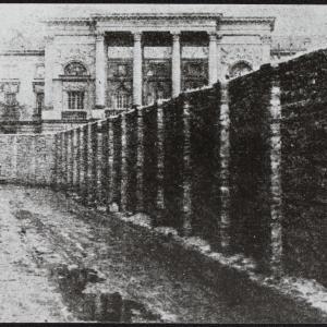 """Zdjęcie pt. """"Mur na Przejeździe"""""""