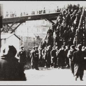 "Zdjęcie pt. ""Most na Chłodnej"""