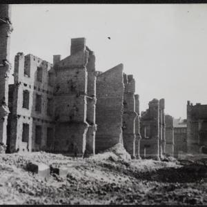 """Zdjęcie pt. """"Ruiny na Twardej [5]"""""""