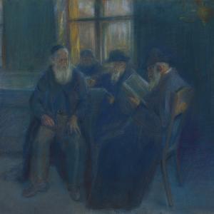 Żydzi w beit-midraszu