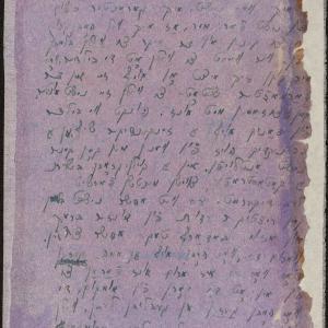 Wspomnienia i notatki Racheli Auerbach