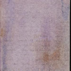 Relacja o losie Bajli Keselberg [Kaselberg] vel Kociołek na podstawie jej własnych wspomnień