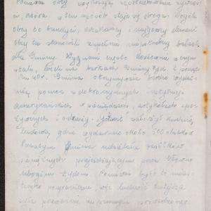 Wspomnienia z pobytu w Głownie (1940-1941)